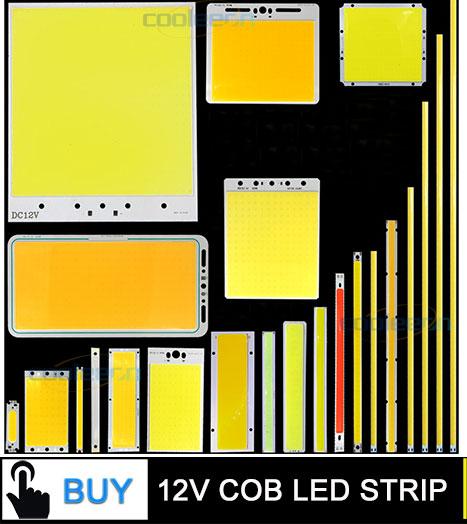 cob led light bulb 12v dc led lamp lighting strip round chip on board (1)