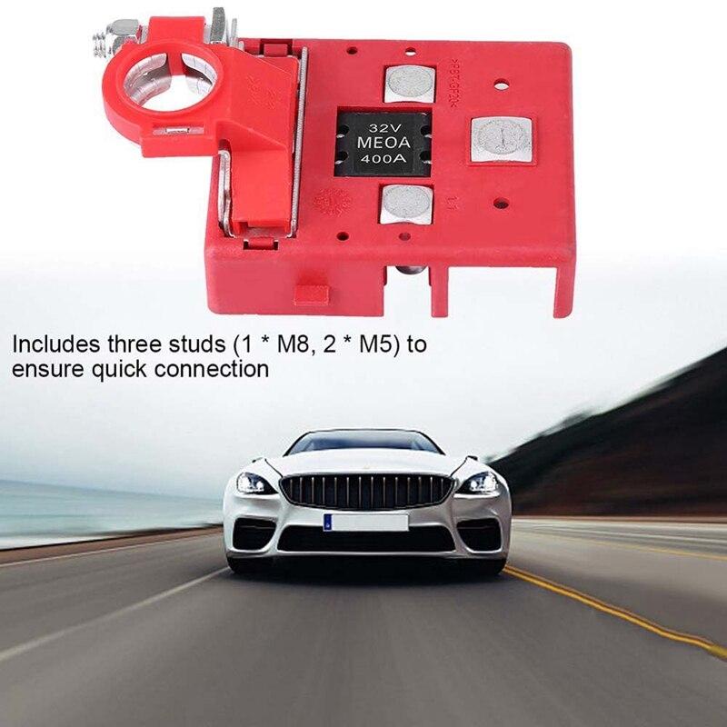 Auto-teil 120A Batterie Schnell Winde Anschluss Für Doppel batteriesysteme