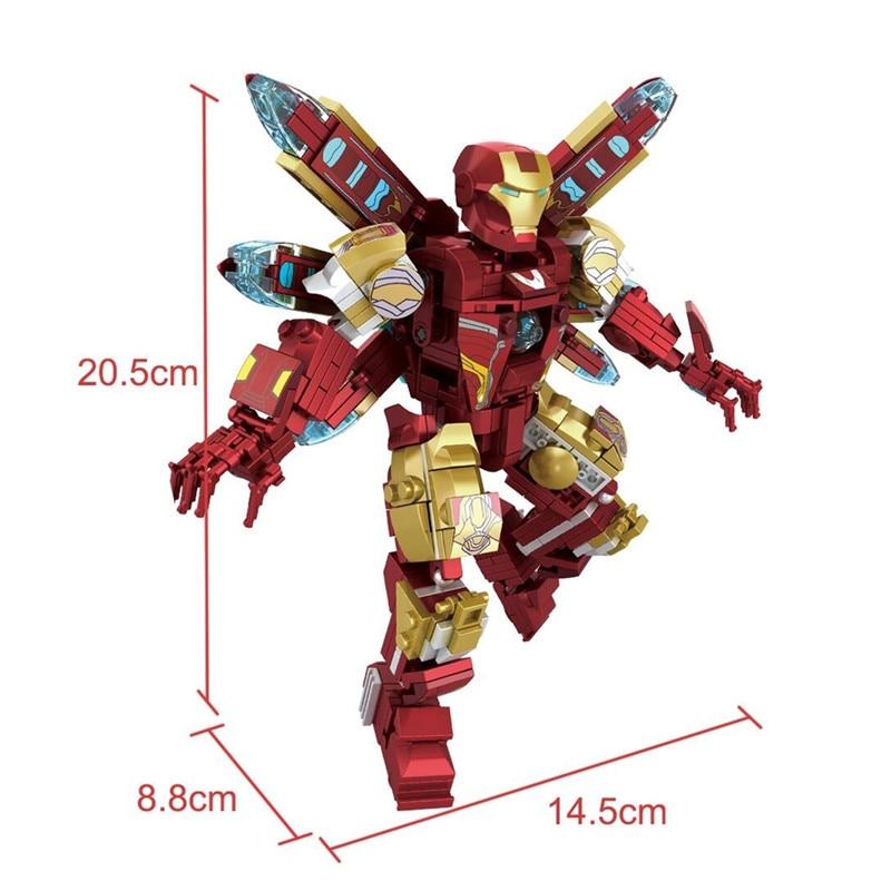 427PCS-Super-Heroes-Avengers-Bricks-Mark85-Iron-Man-With-Thor-Thanos-Building-Blocks-Education-Model-For