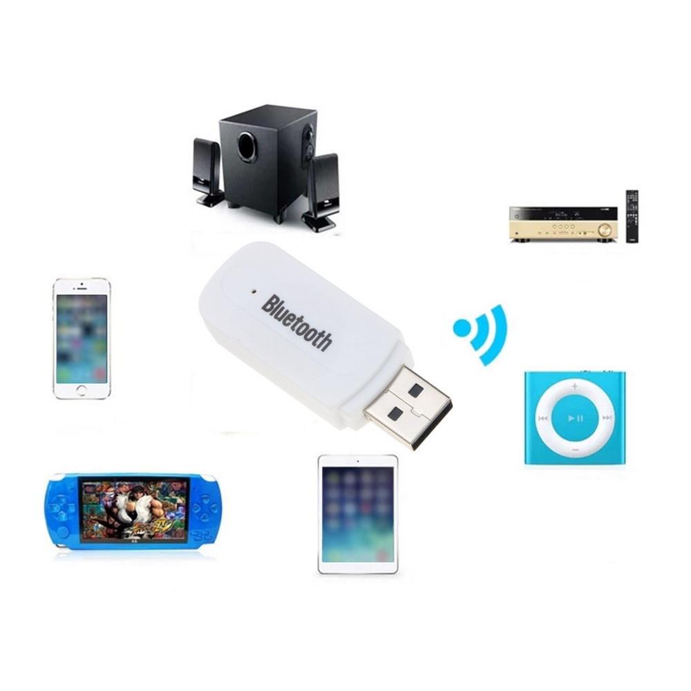 Bluetooth dongle bluetooth receiver car adatper audio transmitter30