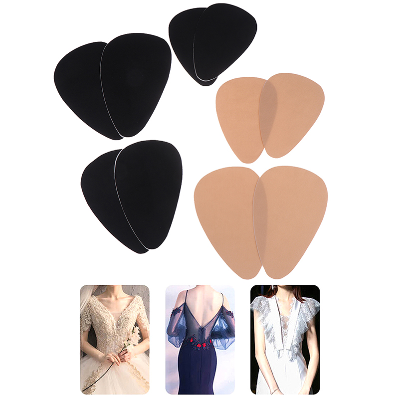 1Pair Women Nipple Cover Magic Beauty Instant Lift Shape Tape Lift Invisible Brassy Boob Tape Breast Bra Pads  Dropshipping