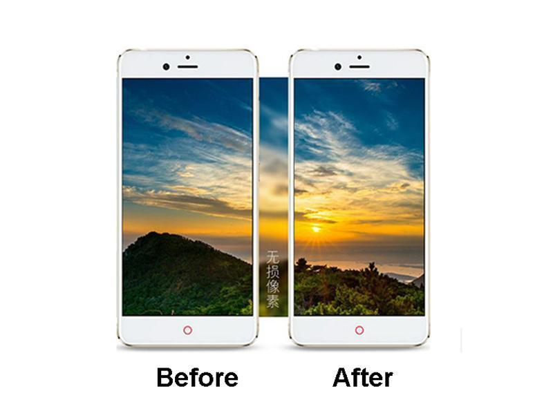BBSW 1Pc2Pcs Rear Camera Lens Transparent Clear Tempered Glass For LG G6 G600S H870 Dedicated Back Camera Lens Protective Film (4)