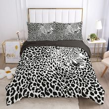 Simple Bedding Sets 3D Marbling Duvet Quilt Cover Set Comforter Bed Linen Pillowcase King Queen Full Double Home Texitle(Китай)