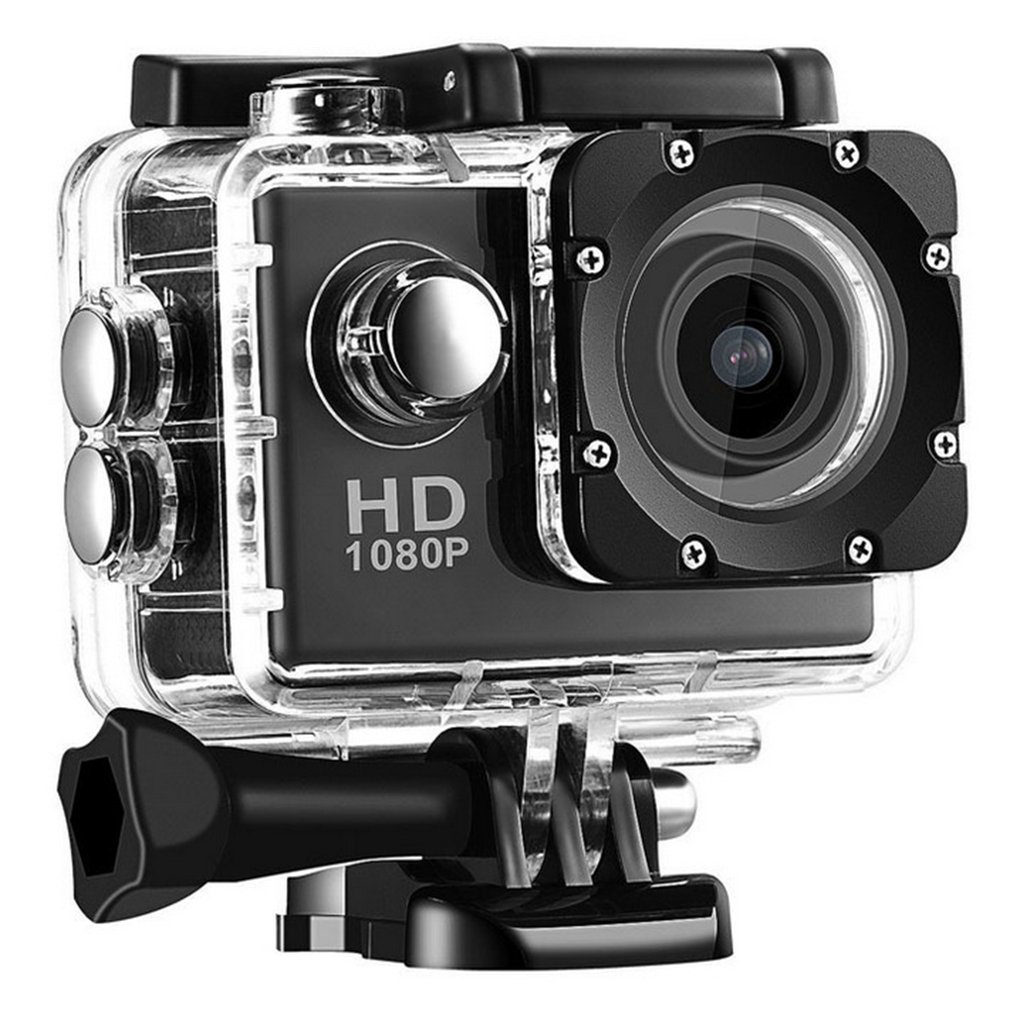 G22 1080P HD Shooting Waterproof Digital Camera Video Camera COMS Sensor Wide Angle Lens title=