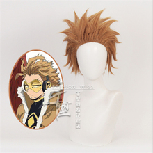 Cosplay Wigs Hawkes My-Hero-Academia 30cm Linen Baku No-Hero Midoriya Shoto-Friend