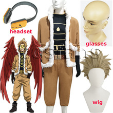 Cosplay Costumes Hawks Boku Academia No-Hero Keigo Halloween-Outfits Rising No.2