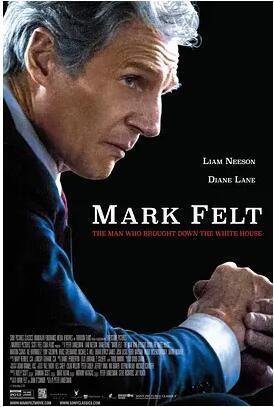 马克费尔特扳倒白宫之人