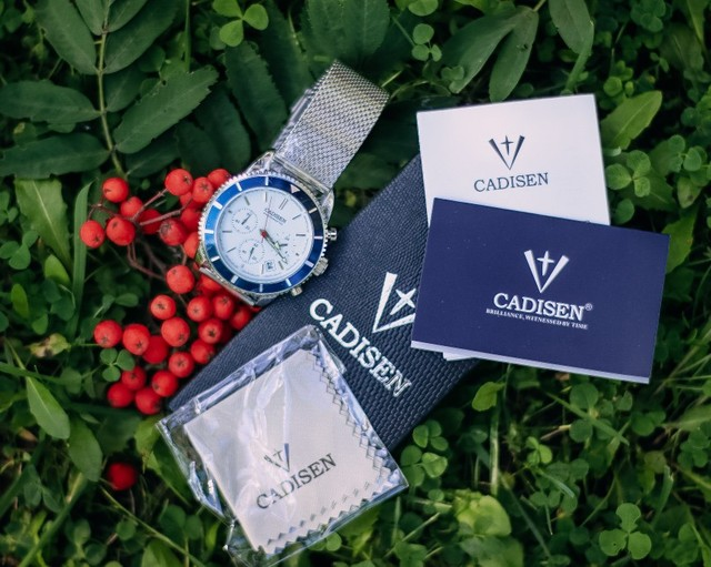 Кварцевые часы CADISEN C9067 - отзывы