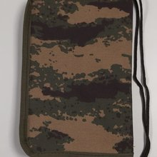 MT-TACT Green Map File Map Bag Pouch Military Army Case Bag Daily Life Expanding Bellows