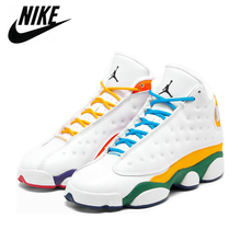 Basketball-Shoes Playground Sports-Sneakers Air-Jordan Nike Retro 13 Authentic Outdoor