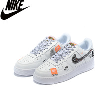 Outdoor-Sneakers Skateboarding-Shoes 1-Just-Do-It Air-Force Original Nike JDI Low-Top