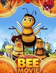蜜蜂总动员国语版