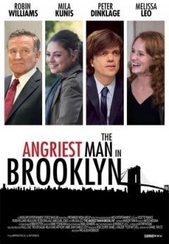 布鲁克林最愤怒的人