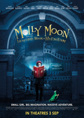 莫莉梦妮与神奇的催眠书海报