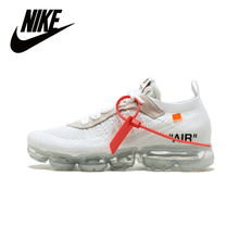 Cushion-Shoes Air-Vapormax Women Authentic Nike Original AA3831-100 Ow-Joint Atmospheric