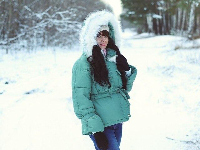 Хорошенькая куртка с капюшоном Xiaoxiao - отзывы