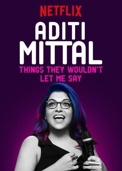 阿蒂缇·米塔尔:他们不让我说的事海报