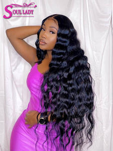 SLoose Deep Wave Wig ...