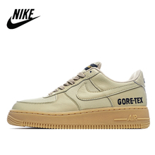 Skateboard Shoes Air-Force Gore Tex Nike Authentic Original Breathable Fashion Outdoor