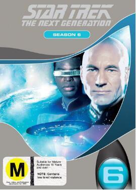 星际迷航:下一代第六季