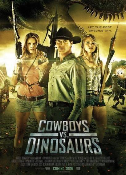 牛仔大战恐龙