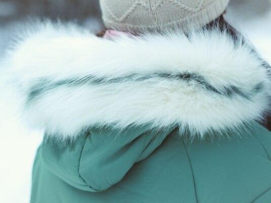 Хорошенькая куртка с капюшоном Xiaoxiao - style
