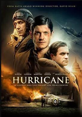 飓风行动海报