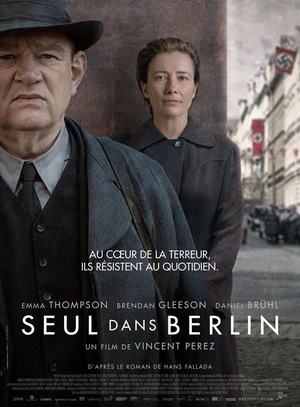 柏林孤影海报