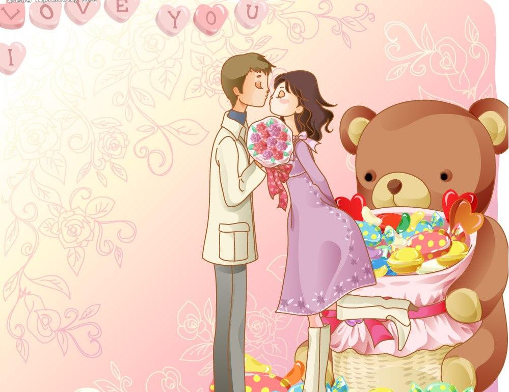 情人节求婚最浪漫的话 情人节向女友内部传真的话