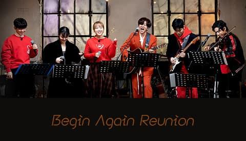 Begin Again Reunion