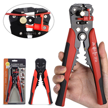 Cutters Pliers Terminal Hand-Tools Clamper Electronics-Crimper Automatic-Wire Multifuntion