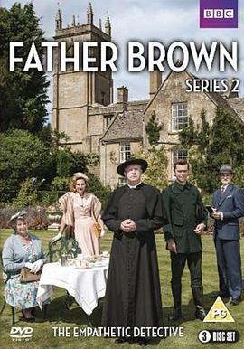 布朗神父第二季海报
