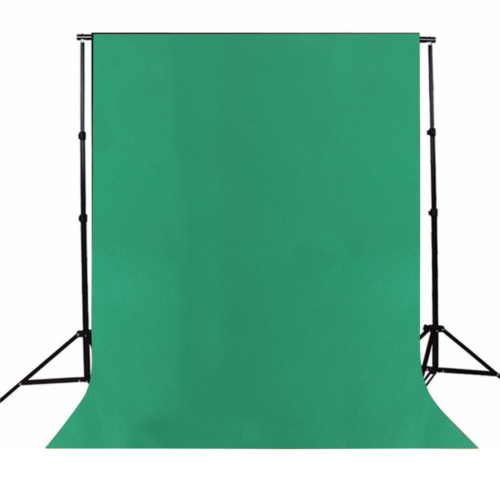 Photography-Screen Backgrounds Backdrop-Cloth Chromakey Studio Green Cotton 2m/3m title=