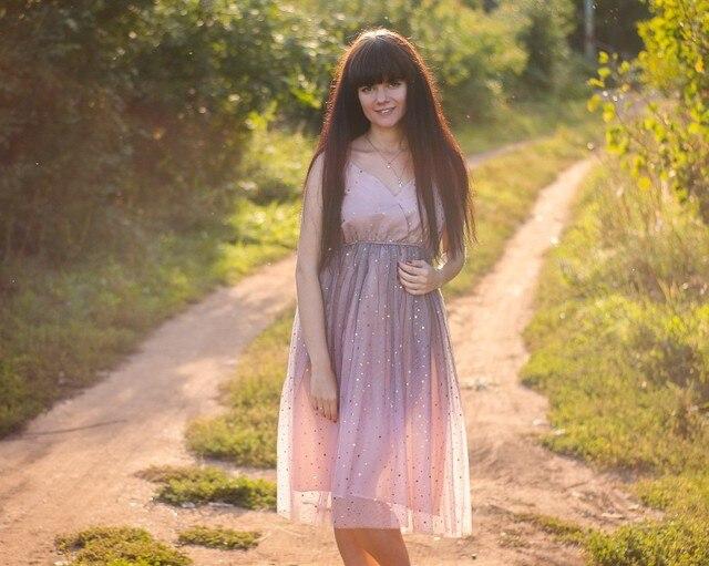 Волшебное фатиновое платье xiaoxiao - купить