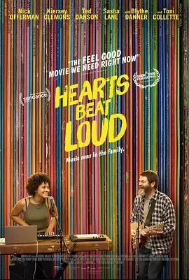 心跳砰砰响的海报