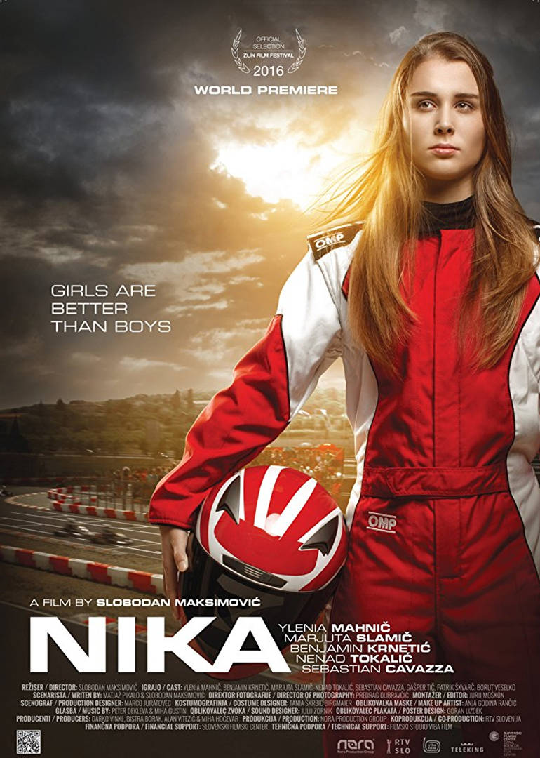 赛车手妮卡