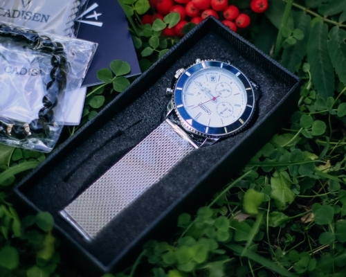 Кварцевые часы CADISEN C9067 - обзор