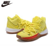 Sneaker Basketball-Shoes Irving Nike Kyrie 5-Spongebob Mens New Man Outdoor Generation