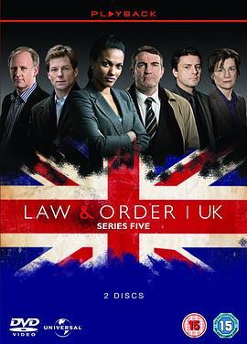 法律与秩序(英版)第五季