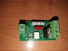 modulo SCR YYAC-2 Tiristore Scheda di controllo Interruttore a grilletto DC 3.3V-24V Controllo AC 220V lingresso e luscita accoppiamento completamente ottico isolato Modulo di controllo