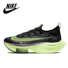 Women's Shoes Lighter Atomknit-Material Air-Zoom Alphafly Next More Original Nike Breathable