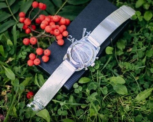 Кварцевые часы CADISEN C9067 - фото