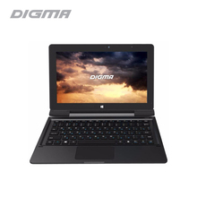 "Digma EVE 1800 3G Tablet 10.1"" Dual Cam 2MP IPS Display Windows 10 2+32GB HDMI/WiFi/Bluetooth Support SD Card With Keyboard"
