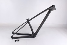 "17"" Carbon UD Matt BSA Mountain Bike MTB 29ER MTB Frame Carbon Matt Cycling fast delivery Two years Quality guarantee"