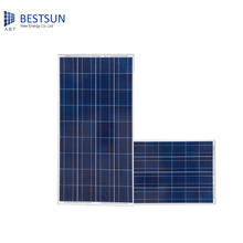 BS-150W 15V China manufacture PV solar panel Mono ABTSOLAR BESTSUN Poly solar panel