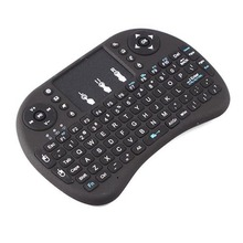 2.4Ghz Wireless Backlight Laser Mini Keyboard Remote Control with Mouse Touchpad