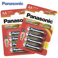 Panasonic LR6XEG/4BP Batteries 2 bl/8 ps Alkaline Pro Power AA 1.5V For devices with medium and low energy consumption