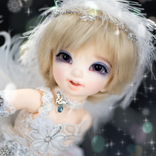 OUENEIFS Littlefee Reni Fairyland 1/6 bjd sd dolls model reborn girls boys eyes High Quality toys makeup shop resin(China)