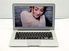 Free shipping13 inch with metal case ultrabook laptop notebook computer in-tel core I5 1.5Ghz 4GB 128GB SSD Bluetooth HDMI WIFI