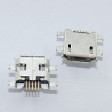 Freeshipping Power USB Micro Charging Jack Socket Port Connector UB104 Acer Iconia A1-810 10X